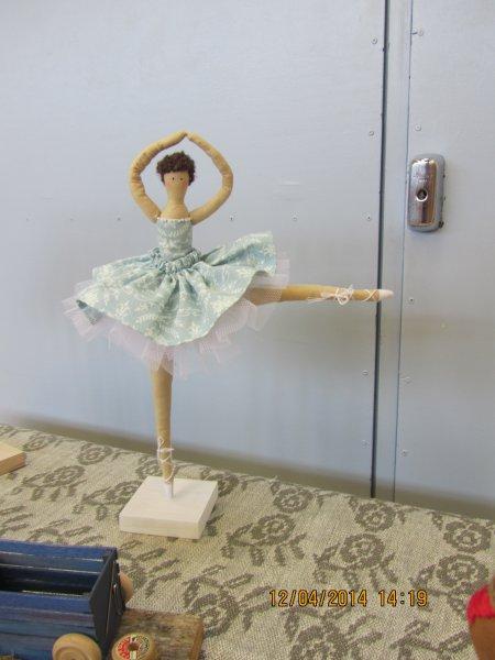 Tildat - tanssiva tytto