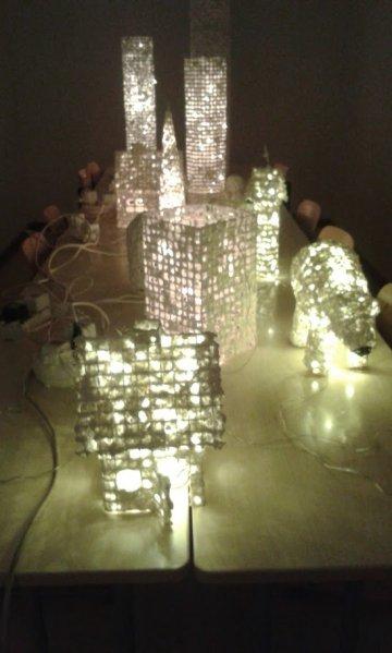 Valolyhdyt - erilaisia valolyhtyja