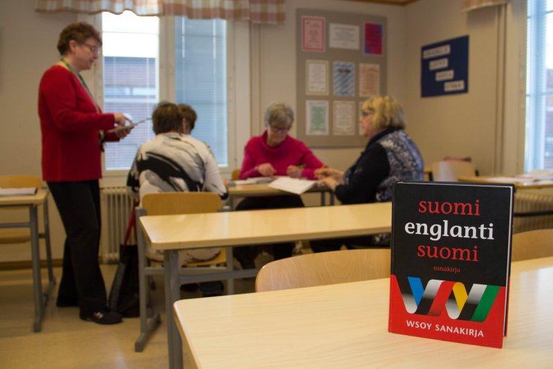 Englannin opiskelua 2016 5